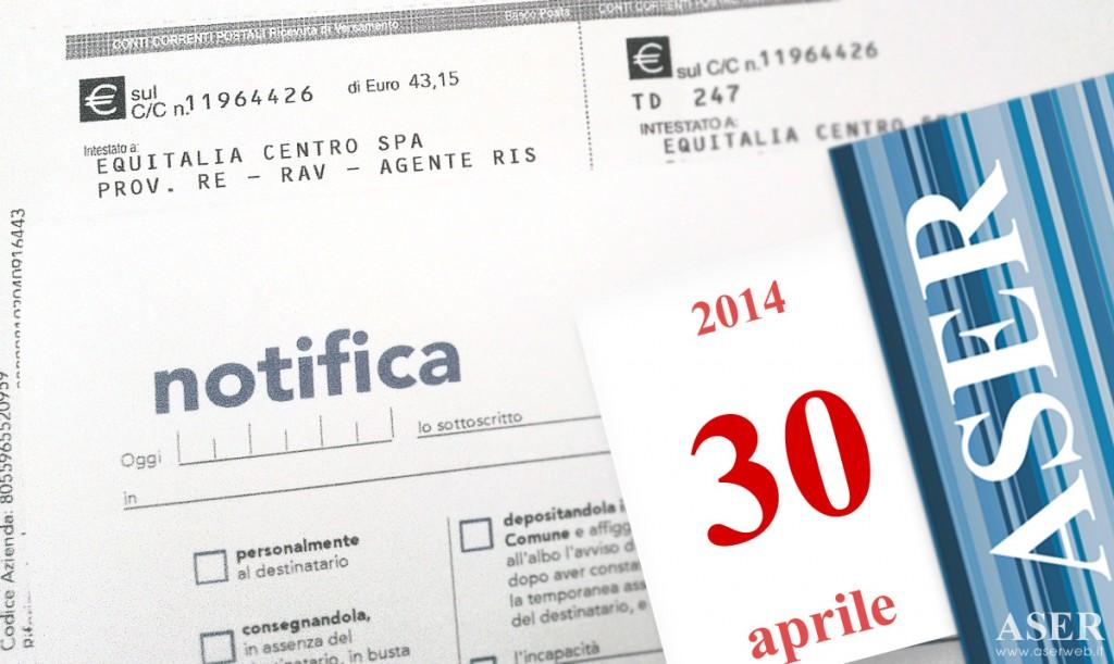 Proroga Equitalia 30 aprile 2014