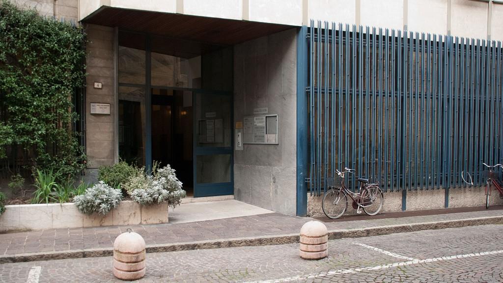 Aser srl Reggio Emilia - al civico 4 di Via Sessi