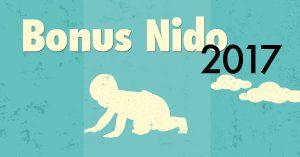 Bonus Nido 2017
