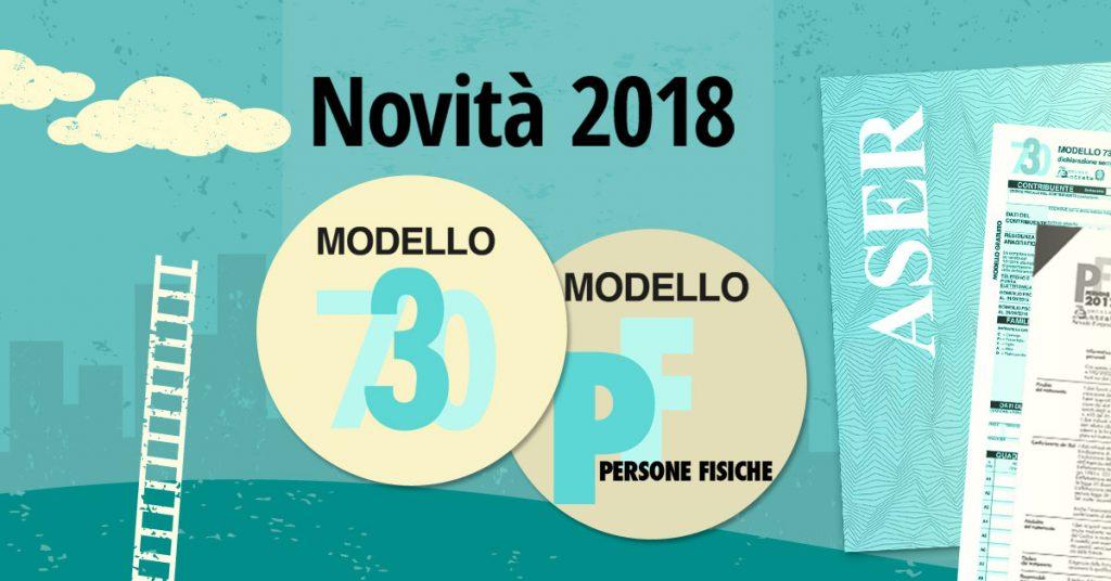 Novit 2018 dichiarazione dei redditi aser caf cndl for Novita 730 2017
