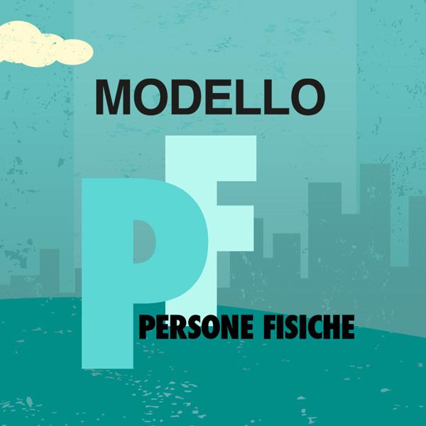 Modello Redditi Persone Fisiche