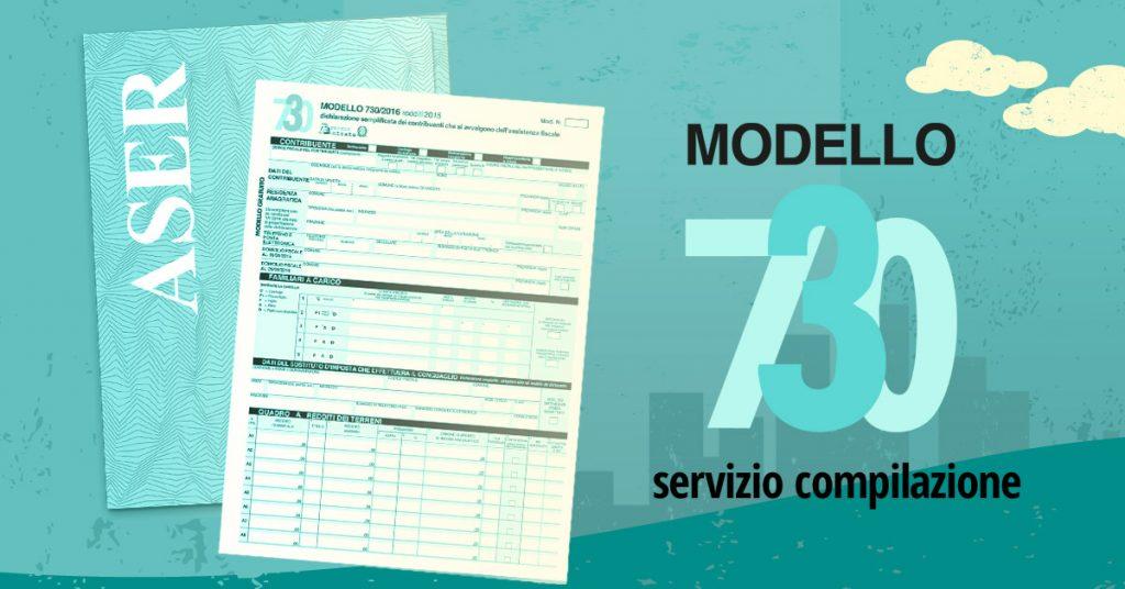Servizio compilazione Modello 730