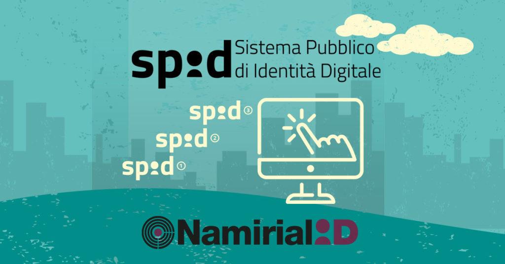 Rilascio SPID Sistema Pubblico di Identità Digitale