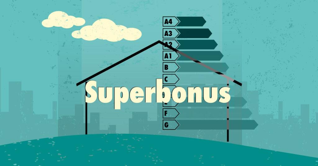 Servizi per superbonus edilizio 110 - comunicazione all'Agenzia delle Entrate