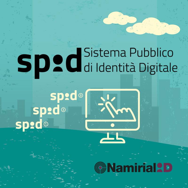 Rilascio SPID (servizio pubblico di identità digitale