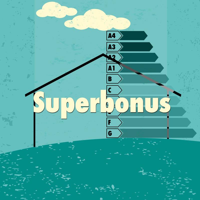 Superbonus edilizio 110%